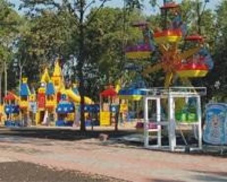 Парк в Пролетарском районе Саранска откроется в День города