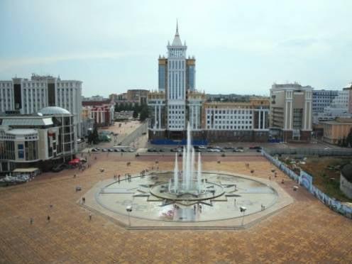 Площадь Тысячелетия в Саранске доведут до ума