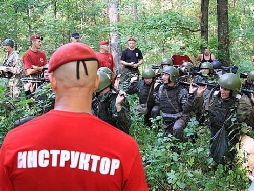 В Мордовии спецназовцы со всей страны поборются за право ношения крапового берета