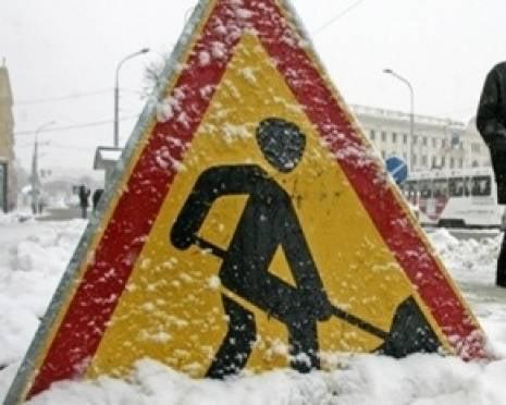 В Саранске для уборки снега будут перекрывать улицы