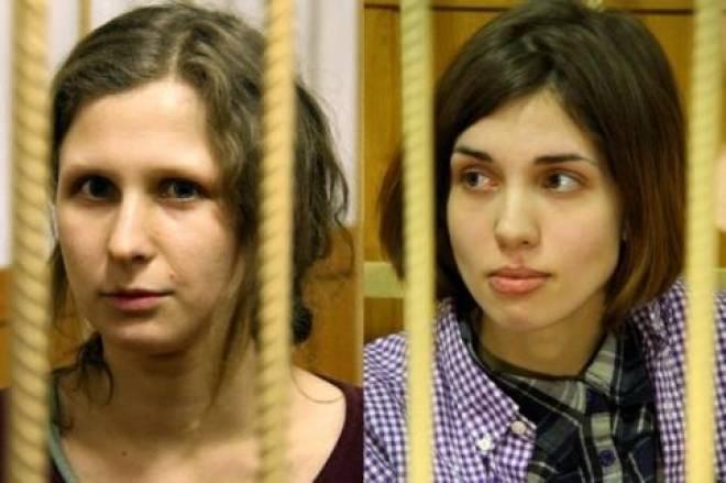 Участниц Pussy Riot вместо кухни в столичном СИЗО отправляют в Мордовию