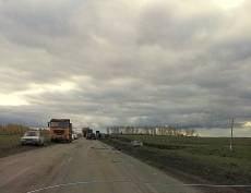 В Мордовии водитель без прав влетел в «КамАЗ» и погиб