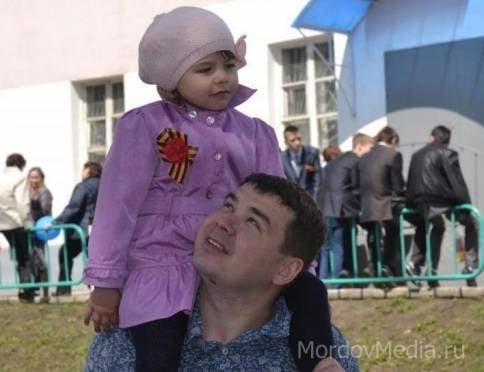 На улицах Саранска раздадут 100 тысяч георгиевских лент