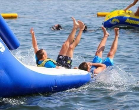 Жители Саранска будут развлекаться в своём аквапарке и купаться в новых водоёмах