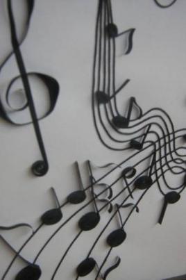 Льется музыка... постер