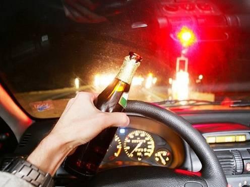 По Саранску продолжают разъезжать пьяные водители