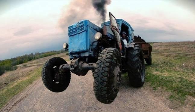Житель Теньгушевского района не может вспомнить, зачем он угнал трактор