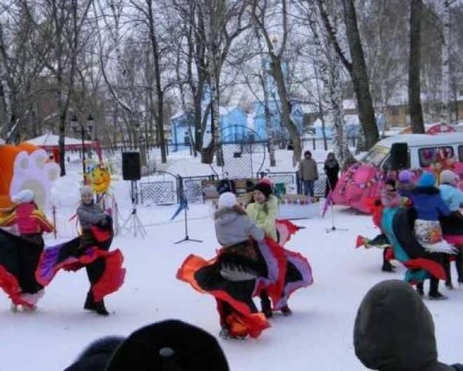 В Саранске состоятся масштабные гулянья на Масленицу