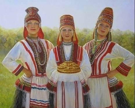 В Мордовии отметили Всероссийский день мордовских языков