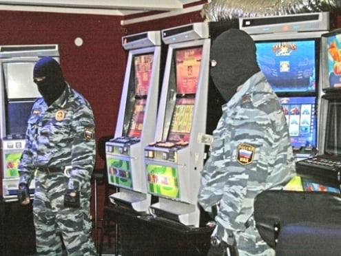 В Саранске закрыли очередной подпольный игровой клуб