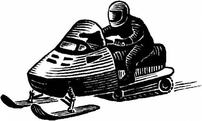 В Мордовии стартовала операция «Снегоход»