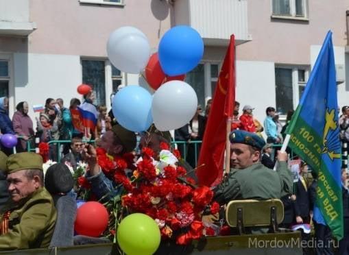 В Саранске вручили 139 наград за подготовку и проведение мероприятий к 70-летию Победы