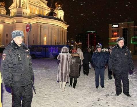 В Мордовии полицейские встретят Новый год в усиленном режиме