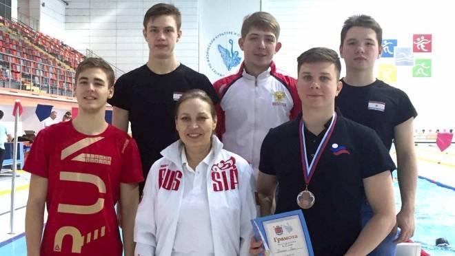 Саранские дайверы выступили на кубке России по подводному спорту