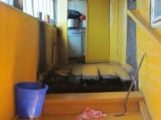 В Краснослободске из-за непогашенного окурка разгорелся пожар