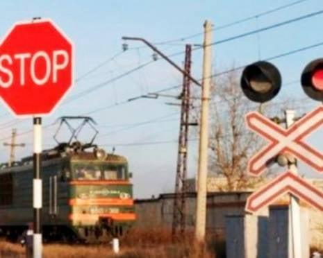 Житель Мордовии погиб на железнодорожном переезде