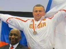 Мордовский пауэрлифтер «поднял» серебро чемпионата мира