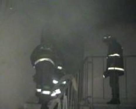 В Мордовии пожарные спасли пенсионера от гибели
