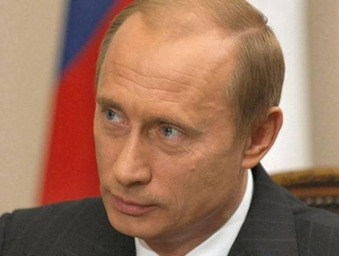 Рейтинг Владимира Путина достиг исторического максимума