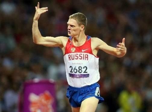 Евгений Швецов — победитель чемпионата мира по легкой атлетике