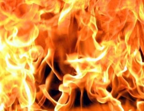 Житель Мордовии сгорел, лёжа в кровати
