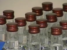 В Мордовии изъяли 4,5 тысячи бутылок контрафактной водки