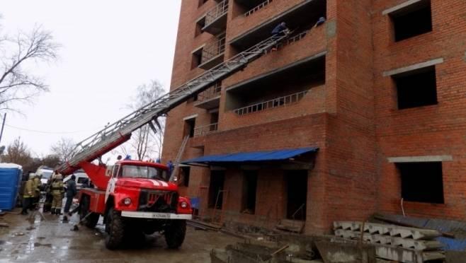 Стал известен возраст погибших при обрушении в строящемся доме в Саранске