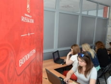 В Саранске продолжается набор волонтёров на ЧМ-2018