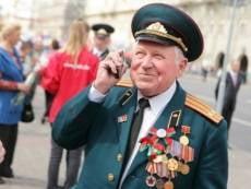 «МегаФон» предлагает ветеранам общаться по телефону бесплатно