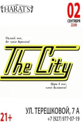 The City постер
