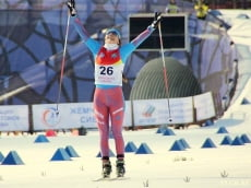 Анастасия Седова одержала первую взрослую победу на чемпионате России