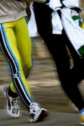 Зимний Чемпионат Мордовии по спортивной ходьбе постер