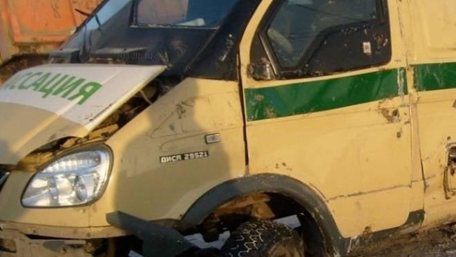 Инкассаторский автомобиль попал в ДТП на дороге «Саранск — Рузаевка»
