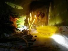 Православные Мордовии вступили в Успенский пост