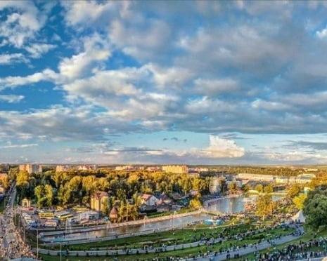 Река Инсар в Саранске станет шире в десятки раз