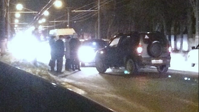 Водитель «Нивы Шевроле» в Саранске сбил пешехода на «зебре»