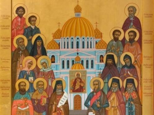 В Саранск привезли «Собор мордовских святых»