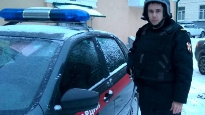 В Мордовии поймали пьяного водителя, устроившего лихой заезд по Комсомольскому