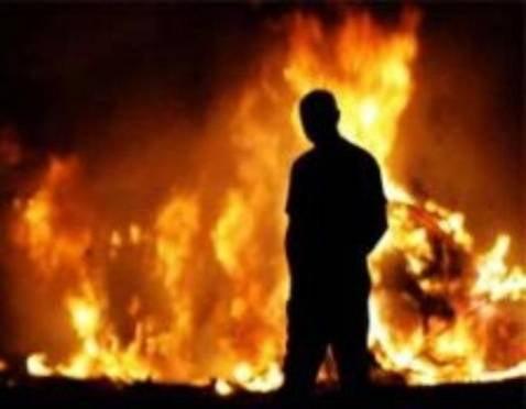 В Мордовии вычислили серийного деревенского поджигателя