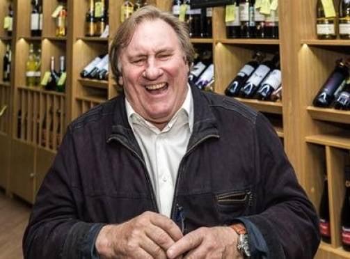 От кинопоказов в Саранске Жерара Депардье может отвлечь крымское вино