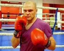 В Мордовии побывал питерский боксер, чемпион WBC Baltic Андрей Мерясев