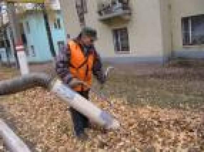 Улицы Саранска очистит «Торнадо»