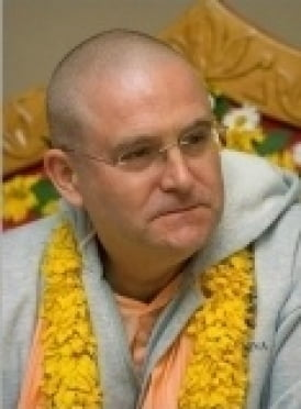 В Саранск прибыл религиозный деятель и проповедник Прабхавишну Прабху