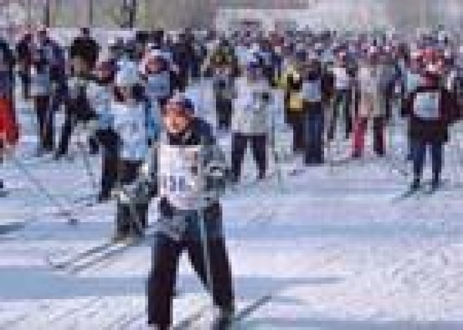 """В Мордовии """"Лыжню России-2011"""" поддержали 10300 человек"""