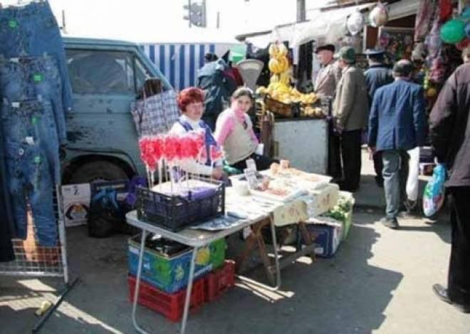 Судебные приставы провели рейд по саранскому рынку