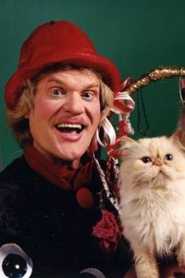 Юрий Куклачев и его кошки постер