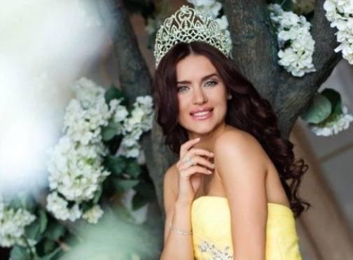 Петербурженка Юлия Ионина — больше не «Миссис мира»