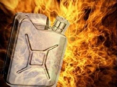 Предприниматель из Калуги обгорел в Мордовии