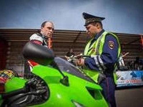 Новые штрафы за нарушения ПДД уже действуют