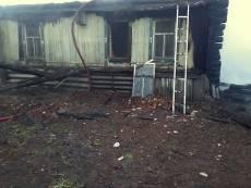 В Мордовии в ночном пожаре погиб мужчина